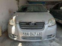 Cần bán xe Daewoo Gentra năm 2006, màu bạc, xe nhập xe gia đình giá Giá thỏa thuận tại Kiên Giang