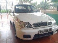 Cần bán lại xe Daewoo Lanos đời 2004, màu trắng chính chủ giá 75 triệu tại Hà Nội