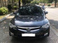 Cần bán Honda Civic năm sản xuất 2007, màu đen, số tự động  giá 305 triệu tại Tp.HCM