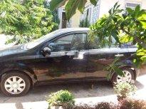 Cần bán lại xe Daewoo Gentra 2009, màu đen, nhập khẩu nguyên chiếc giá cạnh tranh giá 175 triệu tại Lâm Đồng