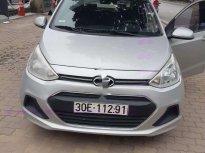 Bán xe Hyundai Grand i10 đời 2015, màu bạc, nhập khẩu giá 263 triệu tại Hà Nội