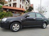 Chính chủ cần bán xe Daewoo Lacetti năm sản xuất 2008, màu đen giá 139 triệu tại Hà Nội