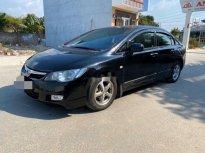 Cần bán gấp Honda Civic đời 2008, màu đen, xe gia đình giá 288 triệu tại Đồng Nai