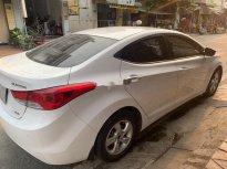 Bán Hyundai Elantra đời 2013, màu trắng, xe nhập  giá 393 triệu tại Hà Nội