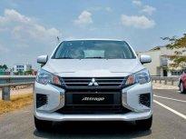 Cần bán Mitsubishi Attrage năm sản xuất 2020, màu trắng, nhập khẩu giá 375 triệu tại Đà Nẵng