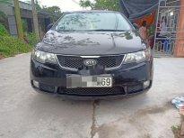 Cần bán lại xe Kia Cerato sản xuất năm 2009, màu đen, chính chủ giá 345 triệu tại Hà Nội