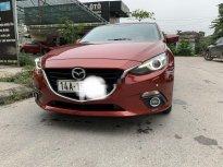Cần bán lại xe Mazda 3 sản xuất 2015, màu đỏ, 545 triệu giá 545 triệu tại Hải Phòng
