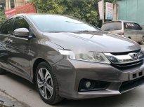 Bán Honda City năm sản xuất 2017, màu nâu, số tự động, giá tốt giá 468 triệu tại Thanh Hóa