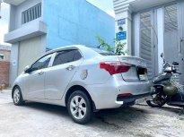 Bán xe Hyundai Grand i10 sản xuất năm 2018, màu bạc, xe gia đình giá 360 triệu tại Tp.HCM