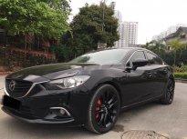 Cần bán Mazda 6 2.5 đời 2016, màu đen giá 670 triệu tại Hà Nội