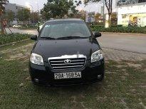 Cần bán Daewoo Gentra năm sản xuất 2011, màu đen, xe gia đình  giá 210 triệu tại Hà Nội