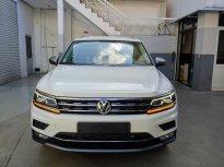 Volkswagen Tiguan Allspace Topline, nhập khẩu, màu trắng, tặng quà hấp dẫn giá 1 tỷ 799 tr tại Quảng Ninh