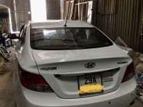 Cần bán gấp Hyundai Accent MT sản xuất năm 2011, màu trắng, nhập khẩu số sàn, giá tốt giá 325 triệu tại Tp.HCM