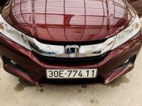 Cần bán Honda City đời 2016, màu đỏ, chính chủ, 455 triệu giá 455 triệu tại Hà Nội