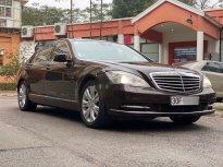 Bán Mercedes S400 Hybird sản xuất năm 2010, màu nâu, nhập khẩu giá 890 triệu tại Hà Nội