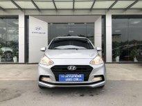 Bán Hyundai Grand i10 MT sản xuất 2018, màu bạc giá 355 triệu tại Hà Nội