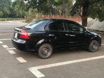 Cần bán gấp Daewoo Gentra 2010, màu đen giá cạnh tranh giá 148 triệu tại Gia Lai