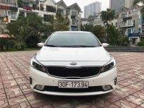 Cần bán xe cũ Kia Cerato 2018, màu trắng giá 625 triệu tại Hà Nội