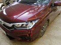 Cần bán lại xe Honda City đời 2018, màu đỏ, giá tốt giá 560 triệu tại Hà Nội