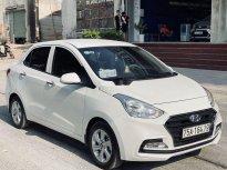Bán Hyundai Grand i10 sản xuất 2019, màu trắng, số sàn giá 365 triệu tại Tp.HCM