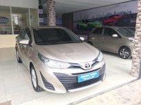 Bán Toyota Vios sản xuất năm 2019, màu vàng giá 468 triệu tại Thái Bình