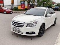 Bán xe với giá thấp với chiếc Daewoo Lacetti sản xuất năm 2009, màu trắng, nhập khẩu nguyên giá 248 triệu tại Hải Dương