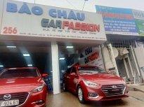 Bán xe Hyundai Accent MT sản xuất 2018, màu đỏ giá cạnh tranh giá 466 triệu tại Hà Nội