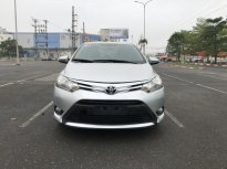 Chính chủ cần bán Toyota Vios đời 2015, màu bạc, số tay giá 370 triệu tại Vĩnh Phúc