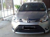 Cần bán gấp Toyota Vios sản xuất năm 2018, màu bạc giá 495 triệu tại Tp.HCM