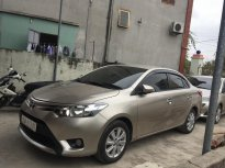 Cần bán lại xe Toyota Vios, số tự động sản xuất năm 2017 chính chủ, giá ưu đãi giá 485 triệu tại Hà Nội