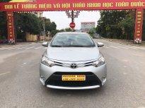 Salon Auto Đào Hằng cần bán lại xe Toyota Vios đời 2017, màu bạc giá 485 triệu tại Hà Nội