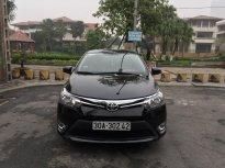 Gia đình cần bán xe Toyota Vios năm 2014, màu đen, số sàn giá 348 triệu tại Hà Nội