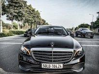 Cần bán Mercedes E 200 sản xuất 2017, màu đen, xe cũ chính hãng giá 1 tỷ 640 tr tại Tp.HCM