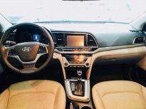 Cần bán Hyundai Elantra 1.6AT đời 2018, màu trắng, giá thấp, nội thất đầy đủ giá 548 triệu tại Hải Dương