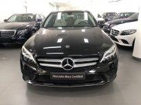 Mercedes-Benz C200 2019 cũ, màu Đen, chính hãng tốt nhất giá 1 tỷ 400 tr tại Tp.HCM