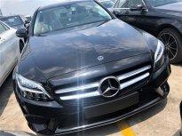 Mercedes-Benz C200 cũ 2019, màu đen, chính hãng tốt nhất giá 1 tỷ 399 tr tại Tp.HCM