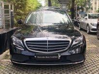 Bán Mercedes-Benz C200 Exclusive 2019, màu đen, chính hãng giá 1 tỷ 633 tr tại Tp.HCM