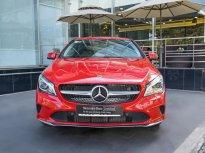 Bán Mercedes CLA200 2019, Màu đỏ, Nhập Khẩu Chính Hãng, 50 km giá 1 tỷ 480 tr tại Tp.HCM