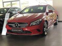 Bán Mercedes CLA200 2019, màu đỏ, nhập khẩu chính hãng, 50 km giá 1 tỷ 479 tr tại Tp.HCM