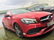 Bán Mercedes CLA250 AMG, Màu đỏ, Nhập Khẩu Chính Hãng, 50 km giá 1 tỷ 880 tr tại Tp.HCM
