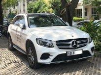 Bán Mercedes-Benz GLC300 cũ, chỉ 2.500 km, màu trắng, chính hãng giá 1 tỷ 730 tr tại Tp.HCM