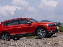Volkswagen Tiguan Luxury Topline Đẳng cấp xe Đức giá 1 tỷ 729 tr tại Quảng Ninh