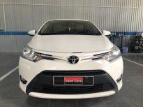 Bán ô tô Toyota Vios E năm 2018, màu trắng giá thương lượng giá 510 triệu tại Tp.HCM