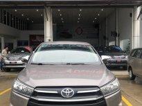 Cần bán  Toyota Innova E năm 2018, màu nâu Giá thương lượng giá 660 triệu tại Tp.HCM
