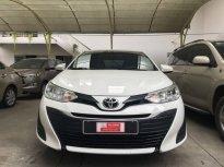 Bán ô tô Toyota Vios E đời 2018, màu trắng. giá 495 triệu tại Tp.HCM