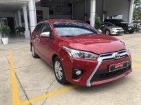 Yaris G 2015 đỏ, xe không lỗi, tiết kiệm hơn xe mới hơn 200 triệu giá 530 triệu tại Tp.HCM