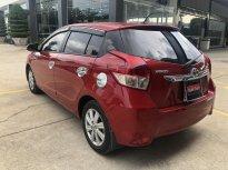 Bán xe Toyota Yaris G năm 2015, màu đỏ, nhập khẩu chính hãng giá cạnh tranh giá 530 triệu tại Tp.HCM