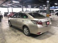 Bán Toyota Vios E sản xuất 2018,số sàn giá giảm mạnh giá 460 triệu tại Tp.HCM
