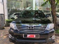 Cần bán xe Toyota Fortuner V đời 2016, màu đen Giá hợp lý giá 730 triệu tại Tp.HCM