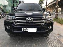 Cần bán Toyota Land Cruiser VX 2016, màu đen, nhập khẩu nguyên chiếc giá 2 tỷ 990 tr tại Hà Nội